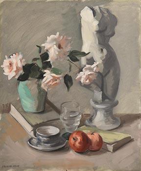 Francis Kelly, Still Life at Morgan O'Driscoll Art Auctions
