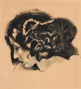 Sean Keating, Beatrice Darlymple at Morgan O'Driscoll Art Auctions