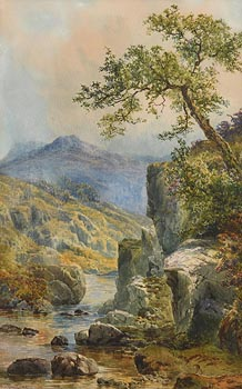 John Faulkner, Gap of Dunloe at Morgan O'Driscoll Art Auctions