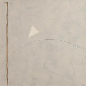 Felim Egan, Abstract (1987) at Morgan O'Driscoll Art Auctions