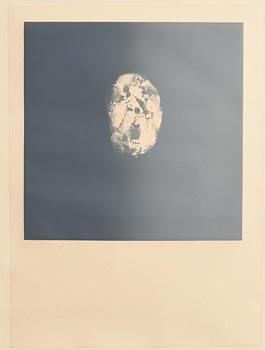 Louis Le Brocquy, Visage a Bouche Ouverte at Morgan O'Driscoll Art Auctions