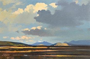John Skelton, Twelve Bens, Connemara at Morgan O'Driscoll Art Auctions