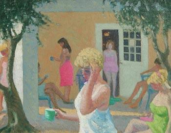 Patrick Leonard, Kondokali - Corfu (1990) at Morgan O'Driscoll Art Auctions