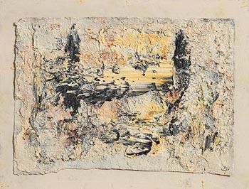 John Kingerlee, Landscape Composition (2015/16) at Morgan O'Driscoll Art Auctions