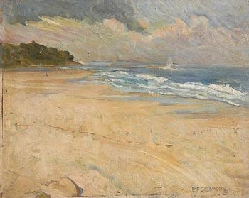 Estella Frances Solomons, The Cornish Coast at Morgan O'Driscoll Art Auctions