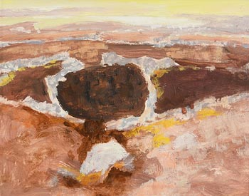 Arthur Armstrong, Autumn Landscape 2 at Morgan O'Driscoll Art Auctions