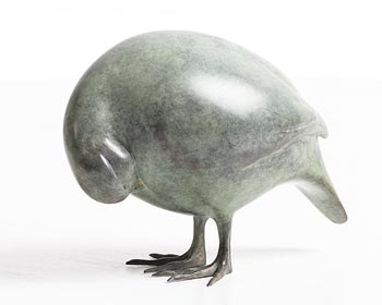 Jonathan Knight, Quail at Morgan O'Driscoll Art Auctions