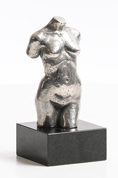 John McKenna, Female Torso at Morgan O'Driscoll Art Auctions