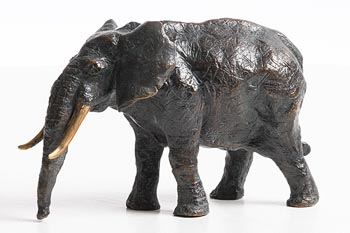Jean Lemonnier, Elephant at Morgan O'Driscoll Art Auctions