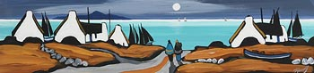 J.P. Rooney, The Gleaming Moon at Morgan O'Driscoll Art Auctions