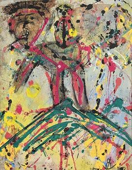 John Kingerlee, Figures at Morgan O'Driscoll Art Auctions