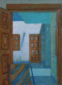 Patrick Leonard, Turkey (1998) at Morgan O'Driscoll Art Auctions