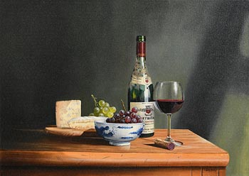 Peter Kotka, Vintage Rhone? at Morgan O'Driscoll Art Auctions
