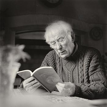 John Minihan, Seamus Heaney Photographed for his 70th Birthday (2009) at Morgan O'Driscoll Art Auctions