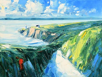 David Coyne, Howth Head at Morgan O'Driscoll Art Auctions