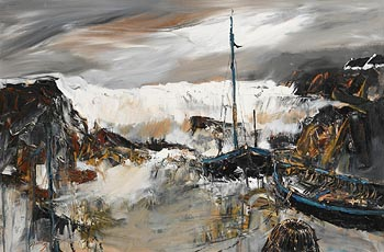 J.P. Rooney, Roaring Water Bay, Co. Cork at Morgan O'Driscoll Art Auctions