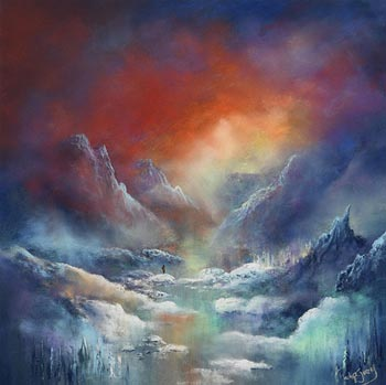 Philip Gray, Frozen Realm at Morgan O'Driscoll Art Auctions