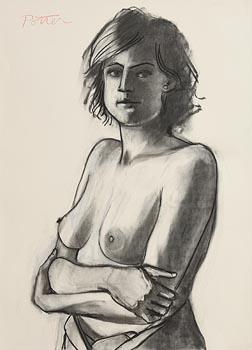 George Potter, Woman No.2 at Morgan O'Driscoll Art Auctions