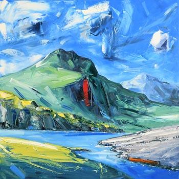 David Coyne, Wild West at Morgan O'Driscoll Art Auctions
