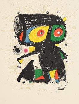 Joan Miro, Polygrafa 15 Years at Morgan O'Driscoll Art Auctions