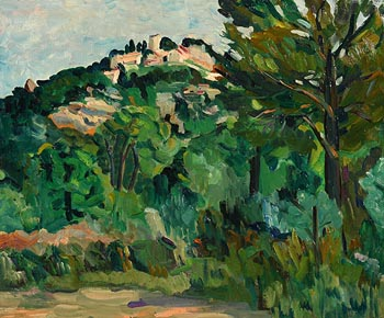 Ronald Ossory Dunlop, South of France at Morgan O'Driscoll Art Auctions