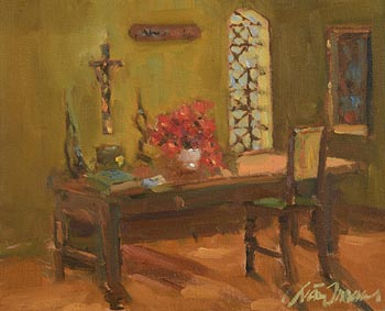 Liam Treacy, The Study at Morgan O'Driscoll Art Auctions