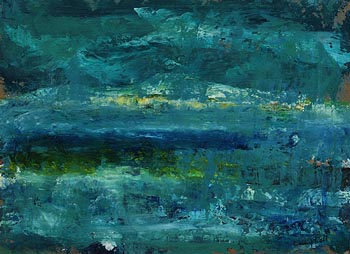 George Campbell, Dusk at Morgan O'Driscoll Art Auctions