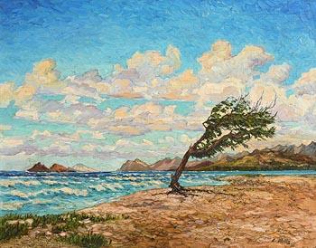 Collette Mills, Atlantic Coastline at Morgan O'Driscoll Art Auctions