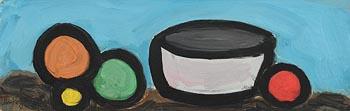 Markey Robinson, Still Life - Fruit and Bowl at Morgan O'Driscoll Art Auctions