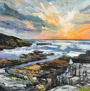Dorothee Roberts, Port Vasgo, Sutherland, Scotland at Morgan O'Driscoll Art Auctions