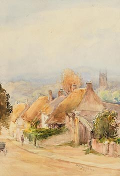 William Bingham McGuinness, Bray, Co. Wicklow at Morgan O'Driscoll Art Auctions