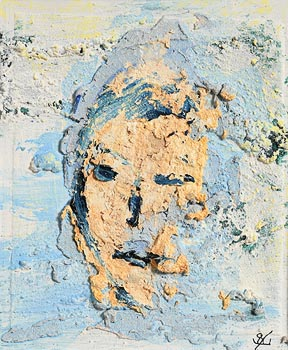 John Kingerlee, Head Study at Morgan O'Driscoll Art Auctions