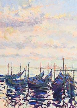 Arthur K. Maderson, Venice at Morgan O'Driscoll Art Auctions