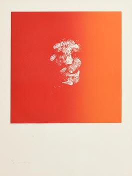 Louis Le Brocquy, Tete Reconstituee at Morgan O'Driscoll Art Auctions