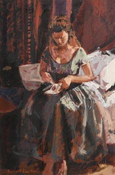 Rowland Davidson, Invitation to the Dance at Morgan O'Driscoll Art Auctions