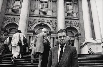 John Minihan, Francis Bacon, Tate Gallery, London 1985 at Morgan O'Driscoll Art Auctions