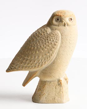 Oisin Kelly, Owl (1976) at Morgan O'Driscoll Art Auctions