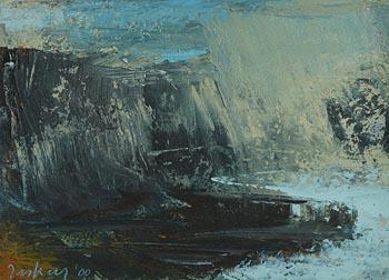 Donald Teskey, Storm Over Downpatrick Head II (2000) at Morgan O'Driscoll Art Auctions