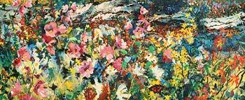 Kenneth Webb, Late Summer Ballinaboy at Morgan O'Driscoll Art Auctions