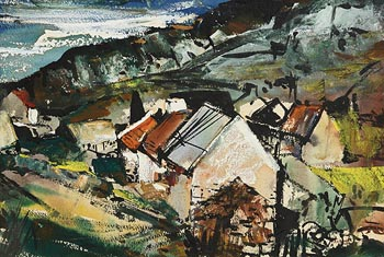 Kenneth Webb, Tra Na Rossan, Co Donegal (1963) at Morgan O'Driscoll Art Auctions