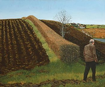 Martin Gale, Approaching the Town (2005) at Morgan O'Driscoll Art Auctions