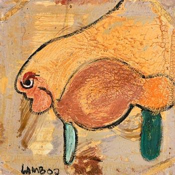 Matt Lamb, Untitled (2002) at Morgan O'Driscoll Art Auctions