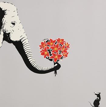 Outis, Love Hurts at Morgan O'Driscoll Art Auctions