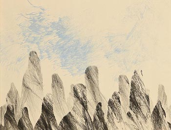 Patrick Scott, Chinese Landscape at Morgan O'Driscoll Art Auctions