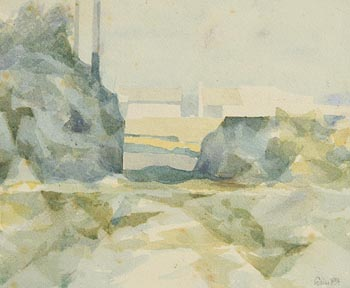 Colin Middleton, Dhu Varren, Portrush at Morgan O'Driscoll Art Auctions
