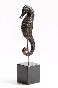 John McLaughlin, Sea Horse at Morgan O'Driscoll Art Auctions