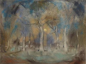 David Clarke, Phoenix Park at Morgan O'Driscoll Art Auctions