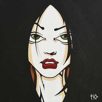 Morgan, China Girl at Morgan O'Driscoll Art Auctions