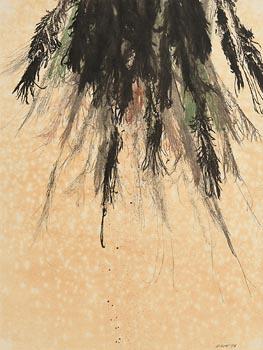 Patrick Scott, Gestural Drawing (1978) at Morgan O'Driscoll Art Auctions