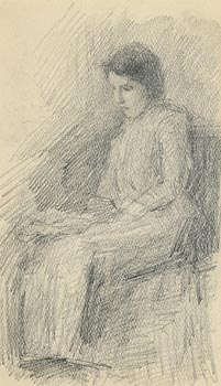 John Butler Yeats, Lolly at Morgan O'Driscoll Art Auctions
